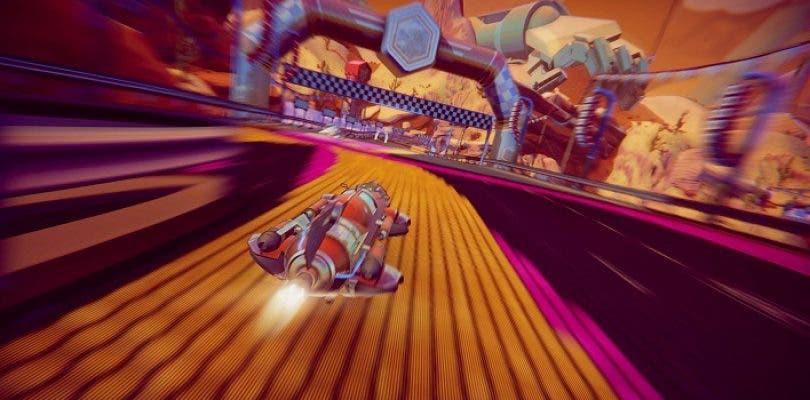 Rising Star Games ha publicado un nuevo gameplay de Trailblazers