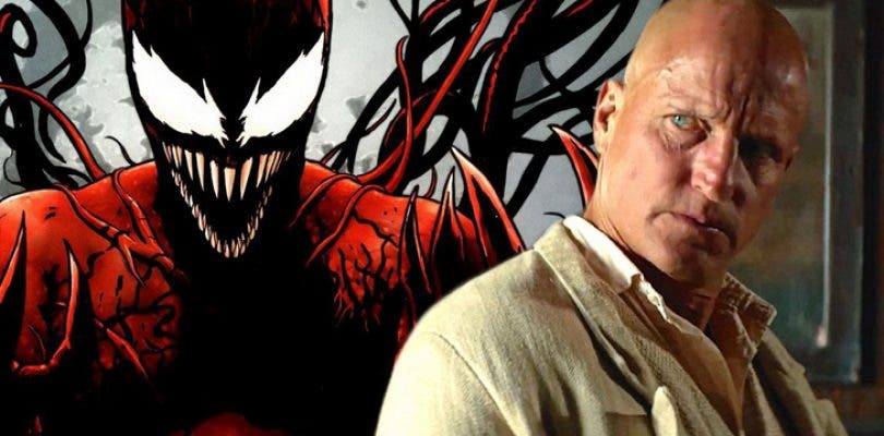 Woody Harrelson podría interpretar a Carnage en Venom