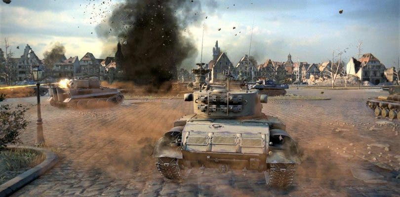 World of Tanks recibe un nuevo evento con temática espacial