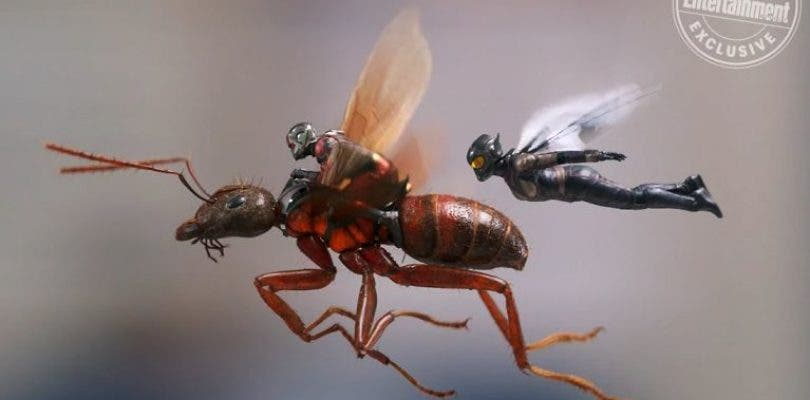 Ant-Man y la Avispa será un viaje apasionante hacia el reino cuántico