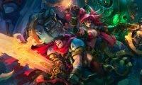 Battle Chasers: Nightwar llegará a Nintendo Switch el próximo mes de mayo