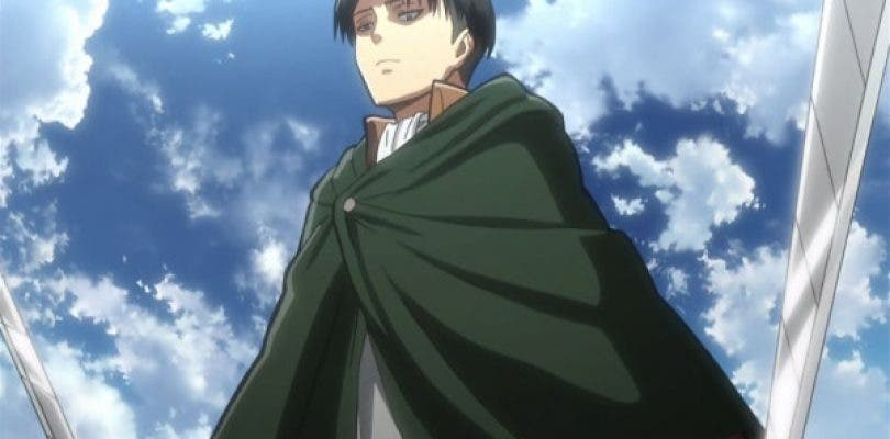 Levi tendrá un gran protagonismo en la tercera temporada de Ataque a los titanes