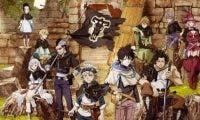 black clover: fantasy knights