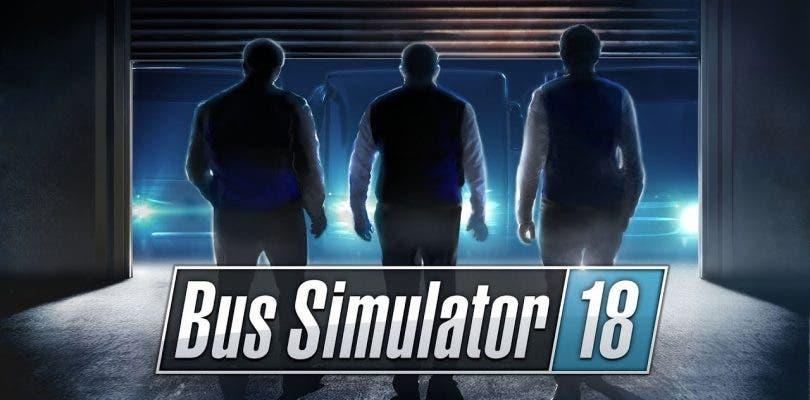 Bus Simulator 18 se luce en un nuevo tráiler y confirma fecha de lanzamiento