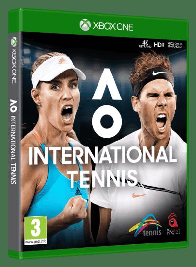 Imagen de AO International Tennis ya tiene fecha de lanzamiento