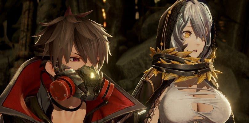 Code Vein muestra su jugabilidad en un extenso gameplay desde el E3