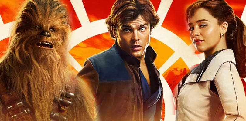 Nuevos pósters de los personajes de Han Solo: Una Historia de Star Wars