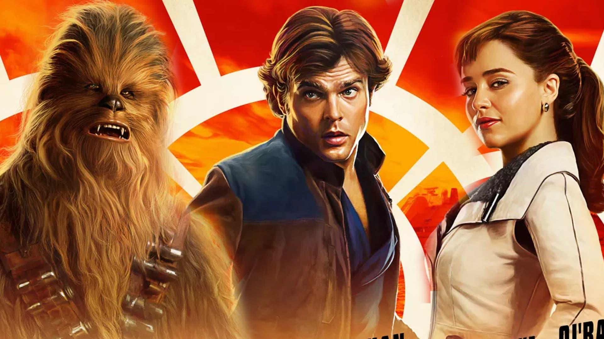 Imagen de Nuevos pósters de los personajes de Han Solo: Una Historia de Star Wars