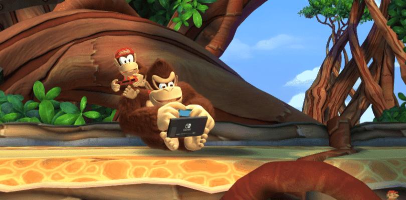 Donkey Kong Country: Tropical Freeze se muestra en un nuevo tráiler