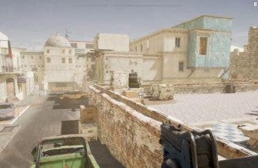 Recrean el mapa Dust2 de Counter Strike en Far Cry 5