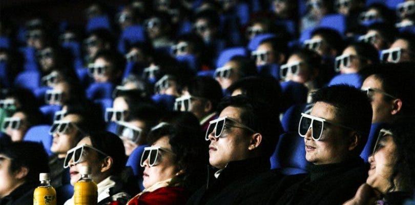 El 3D sufre la mayor caída en Estados Unidos de los últimos 8 años