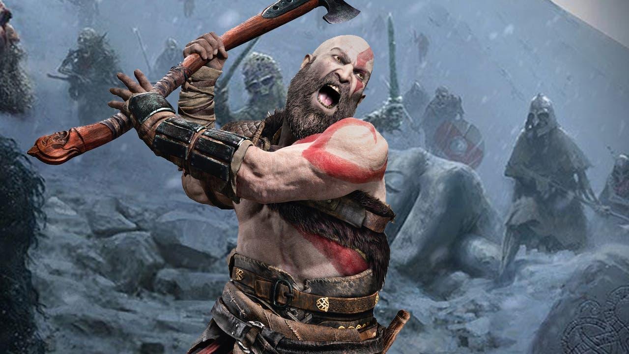 Imagen de Todas las figuras de God of War de Gaming Heads sufren importantes rebajas