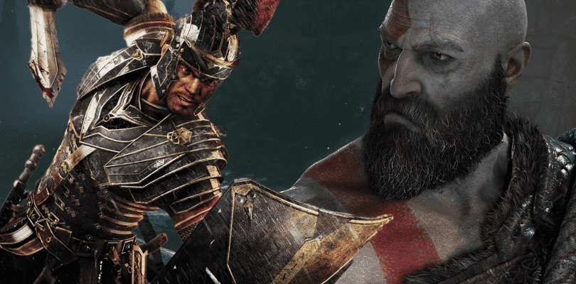 Comparativa gráfica entre God of War en PS4 Pro y Ryse: Son of Rome en PC