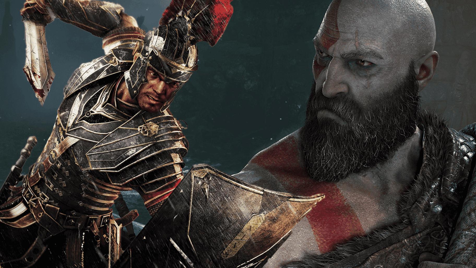 Imagen de Comparativa gráfica entre God of War en PS4 Pro y Ryse: Son of Rome en PC
