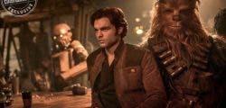Disney revela nuevas imágenes de Han Solo: Una Historia de Star Wars