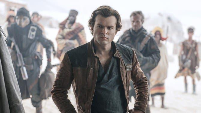 Imagen de Han Solo: Una Historia de Star Wars recibe un nuevo póster oficial