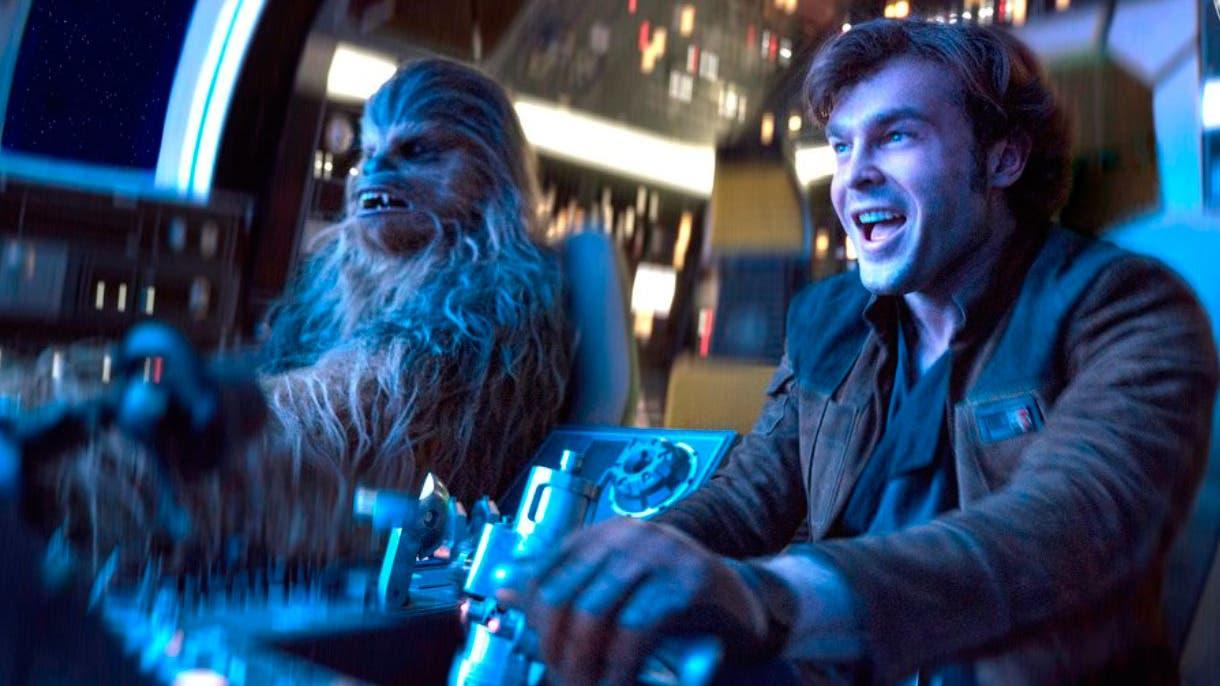 Imagen de Han Solo podría tener un spin-off en la plataforma de Disney+