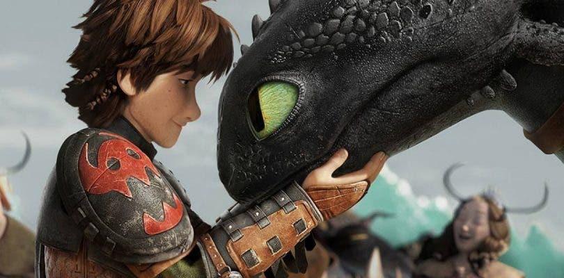 Cómo entrenar a tu dragón 3 ya tiene título y sinopsis oficiales