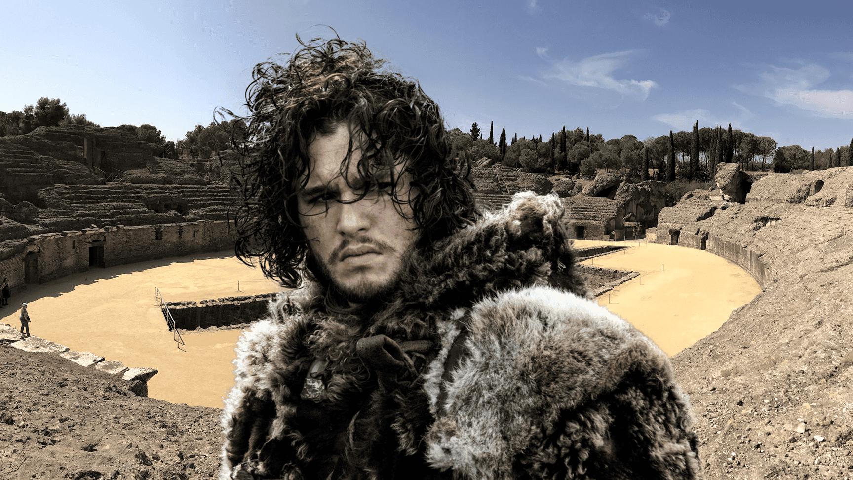Imagen de Comienza el último rodaje en España de Juego de Tronos