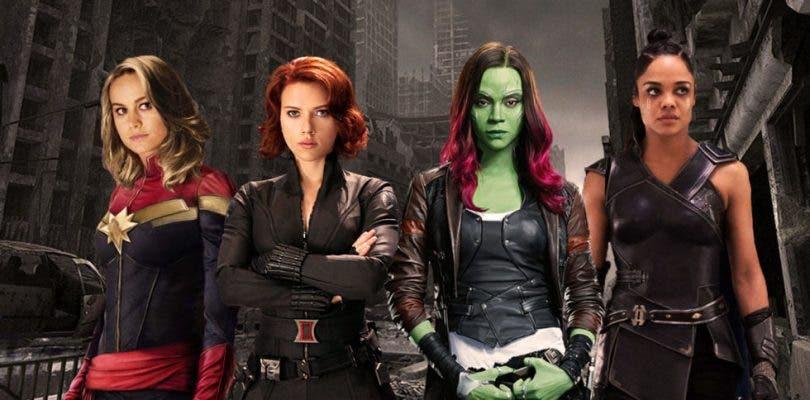 Karen Gillian espera que Captain Marvel abra el camino a futuras heroínas