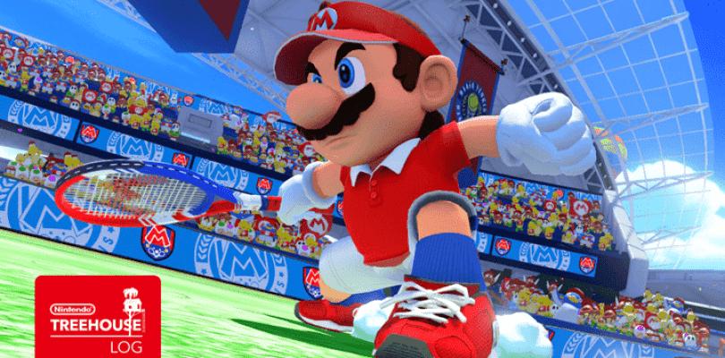 Nintendo publica 26 de minutos de gameplay de Mario Tennis Aces