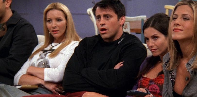 NBC descarta definitivamente el reboot de Friends
