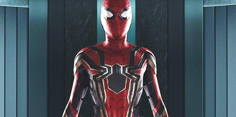El Iron Spider detallado en una nueva imagen de Vengadores: Infinity War