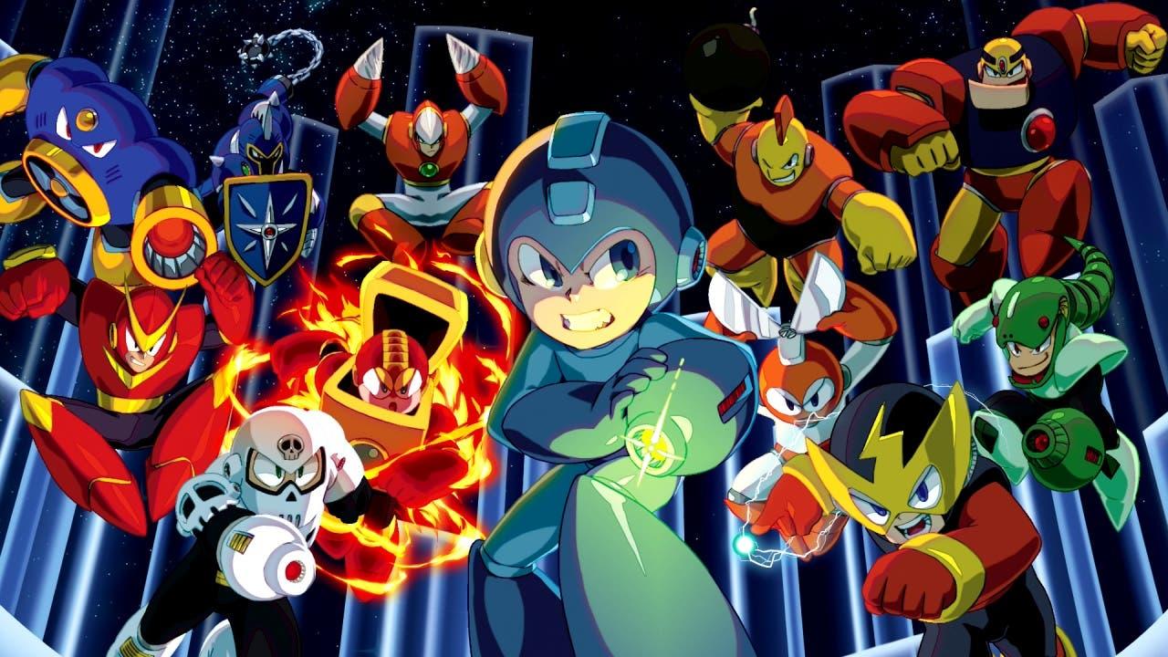 """Imagen de Capcom no desiste con Mega Man y anuncia que tiene planes """"para durar 20 años más"""""""