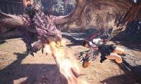 Monster Hunter: World ha llegado a Steam rompiendo récords