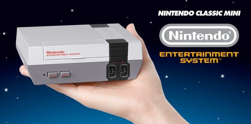 NES Classic Mini vuelve a ponerse a la venta en Japón tras su falta de stock