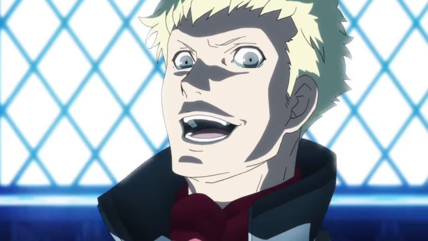 Imagen de Ryuji despierta su poder en el episodio 2 de Persona 5: The Animation