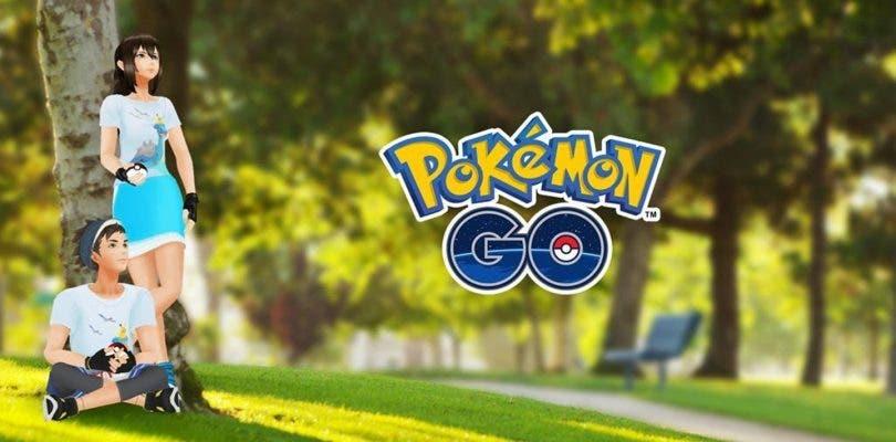 Pokémon GO regala una camiseta con motivo del Día de la Tierra