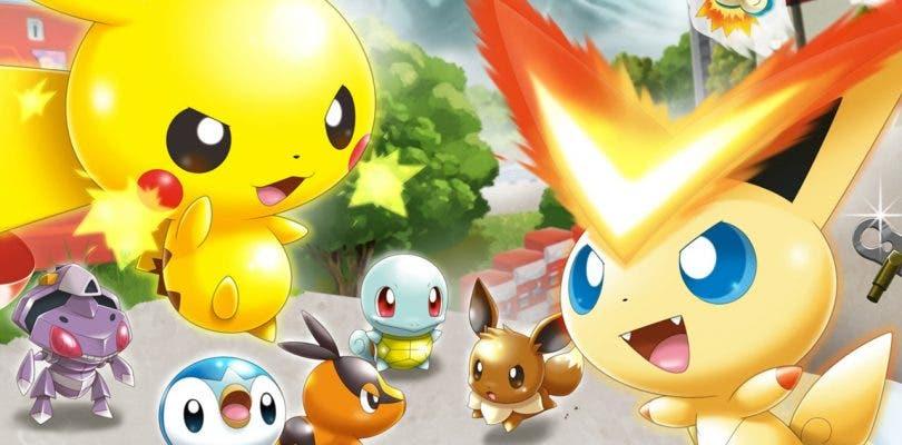 Una nueva entrega de Pokémon Rumble podría estar en camino