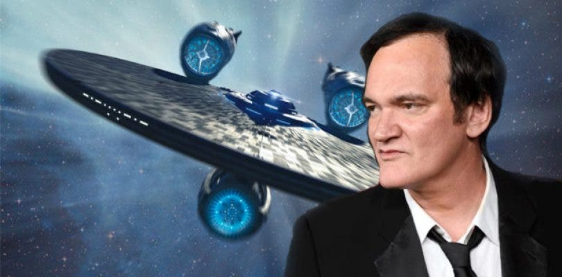 La Star Trek de Tarantino sería totalmente independiente de la saga principal