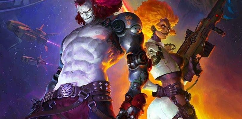 Raiders of the Broken Planet gratis en Steam por un tiempo limitado