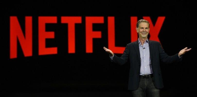 Netflix se consolida como segunda plataforma de pago más vista en España