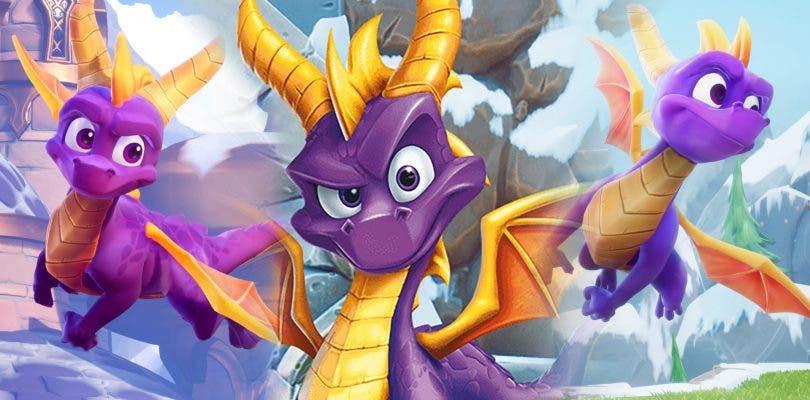 El merchandising oficial de Spyro Reignited Trilogy ya disponible en reserva