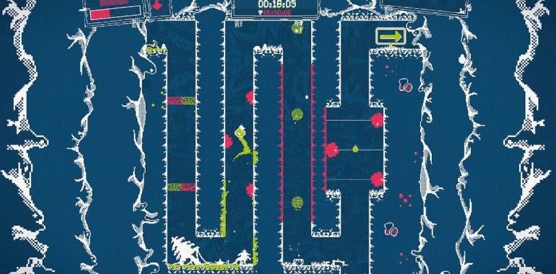 El título independiente Slime-San tendrá una edición física en Nintendo Switch