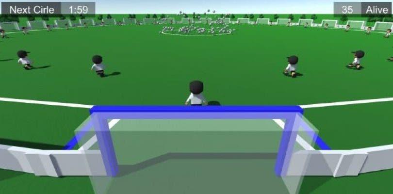 La fiebre del Battle Royale llega al fútbol con Soccer Battle Royale