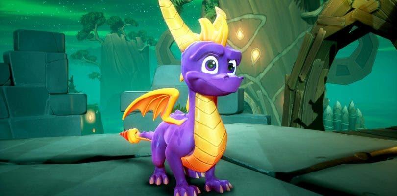 Spyro Reignited Trilogy es comparado gráficamente con la obra original de hace 20 años