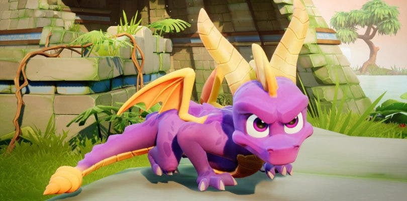 Nintendo UK filtra la llegada de Spyro Reignited Trilogy para Switch