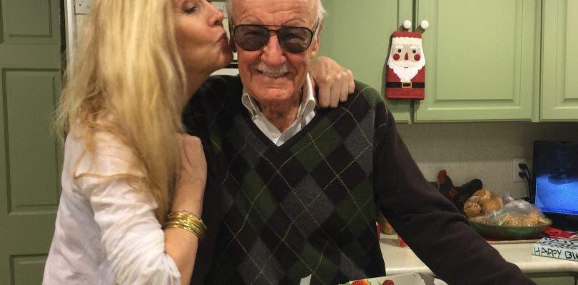 Stan Lee acusa a su hija y cuidadores de abusos y maltratos