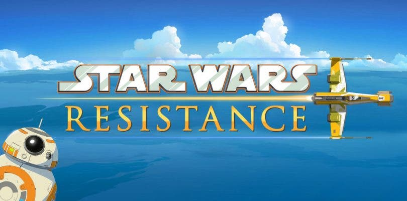 La sustituta de Star Wars Rebels se llama Star Wars Resistance