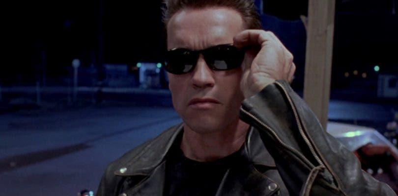 El logotipo de la nueva Terminator elimina la numeración de la entrega