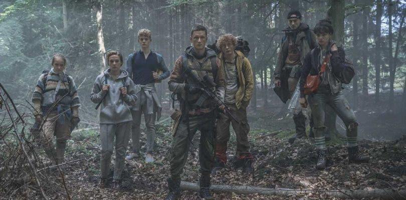 The Rain, la serie postapocalíptica de Netflix, muestra tráiler y póster