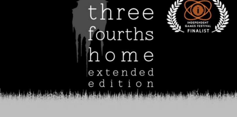 Three Fourths Home: Extended Edition confirma fecha de salida en Switch