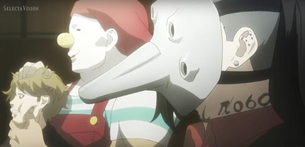 Imagen de Comienza la subasta de humanos en el episodio 4 de Tokyo Ghoul:re