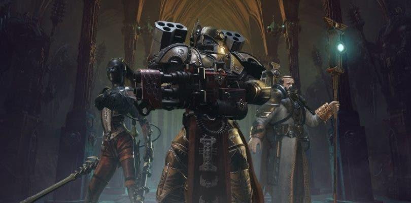 Ya está disponible Warhammer 40,000: Mechanicus en PC