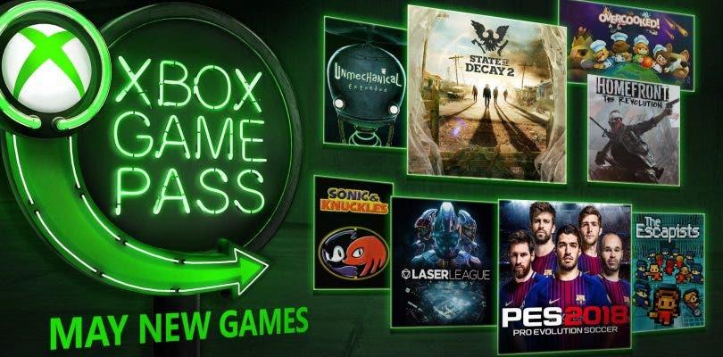 Ya conocemos los títulos de mayo que llegarán a Xbox Game Pass