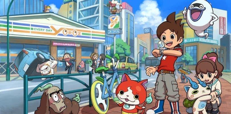 Yo-Kai Watch 4 llegará de forma exclusiva a Nintendo Switch